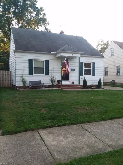 412 E 328th St, Willowick, OH 44095 - MLS#: 4044585