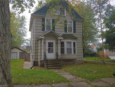 1722 W 6th St, Ashtabula, OH 44004 - MLS#: 4044727