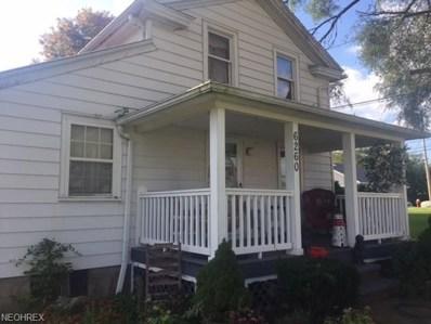 6260 S Dewey Rd, Amherst, OH 44001 - MLS#: 4045038
