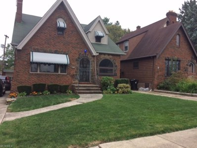 4349 W 60th Street, Cleveland, OH 44144 - #: 4045072