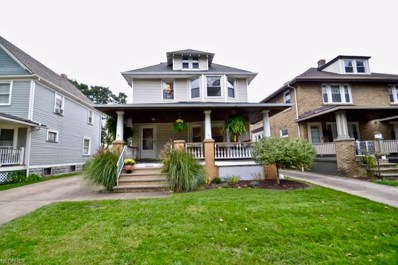 1661 Lincoln Ave, Lakewood, OH 44107 - MLS#: 4045818