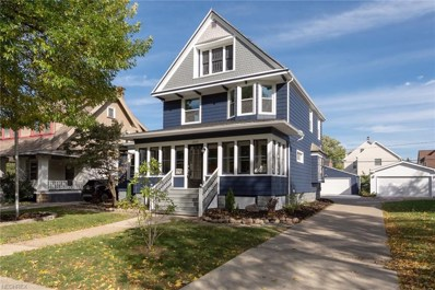 1555 Grace Ave, Lakewood, OH 44107 - MLS#: 4046181