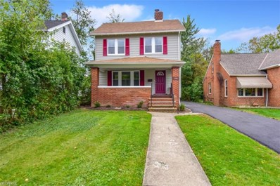 3248 Tullamore Rd, Cleveland Heights, OH 44118 - MLS#: 4046812