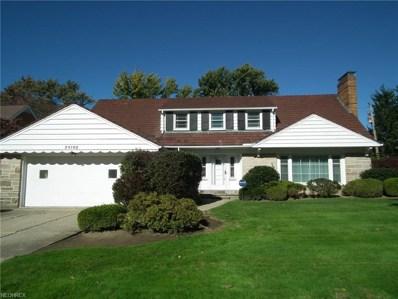 24105 Wimbledon Rd, Shaker Heights, OH 44122 - MLS#: 4046861