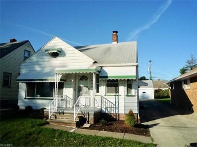 4986 E 93rd St, Garfield Heights, OH 44125 - MLS#: 4047341