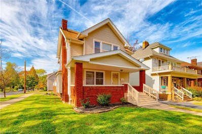 2260 Oakdale, Cleveland Heights, OH 44118 - MLS#: 4047641