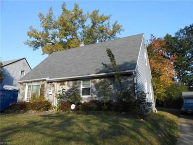 19715 Cherrywood, Warrensville Heights, OH 44128 - MLS#: 4047662