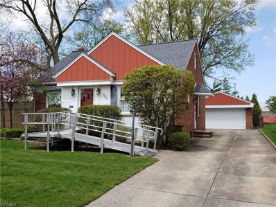 5935 Mayland Ave, Mayfield Heights, OH 44124 - MLS#: 4048826