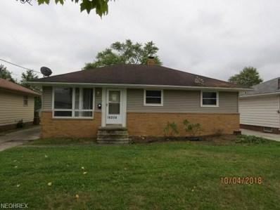 16208 Mendota Ave, Maple Heights, OH 44137 - MLS#: 4049928
