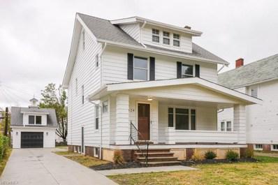2124 Carabel Ave, Lakewood, OH 44107 - MLS#: 4050258