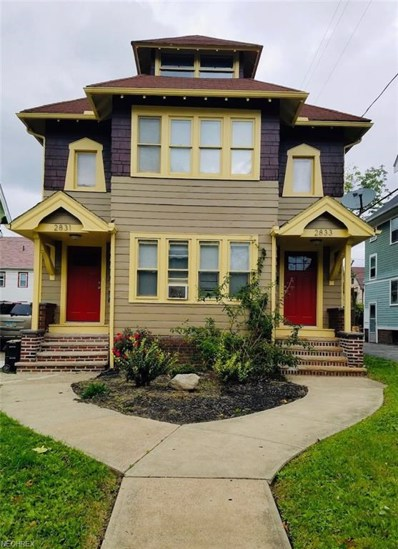 2831 Avondale Ave, Cleveland Heights, OH 44118 - MLS#: 4050365