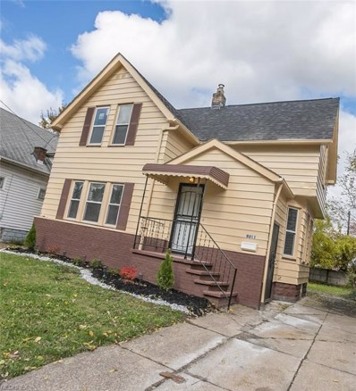 8011 Jeffries Ave, Cleveland, OH 44105 - MLS#: 4051226