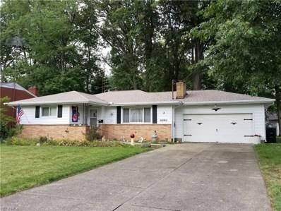 1690 Dodge Dr NORTHWEST, Warren, OH 44485 - MLS#: 4051819