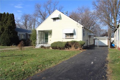 18504 Rockland Ave, Cleveland, OH 44135 - MLS#: 4051984