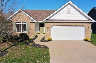 1442 Stratford Way, Wooster, OH 44691 - MLS#: 4052429