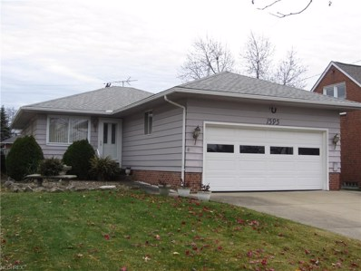 1595 Temple Ave, Mayfield Heights, OH 44124 - MLS#: 4052547