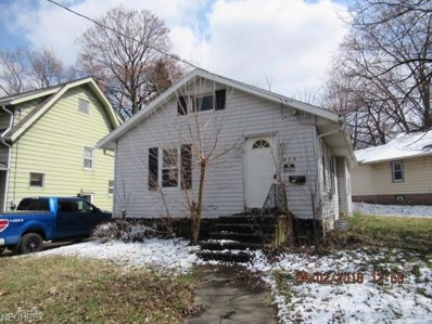 615 Hallie Ave, Akron, OH 44305 - MLS#: 4053002