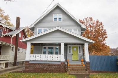 1341 Nicholson Ave, Lakewood, OH 44107 - MLS#: 4053054