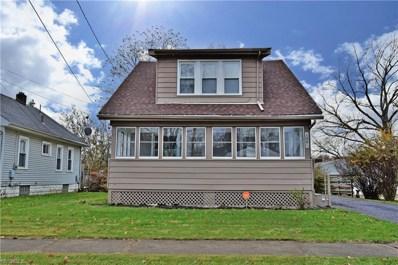 1561 Bonnie Brae NORTHEAST, Warren, OH 44483 - MLS#: 4053164
