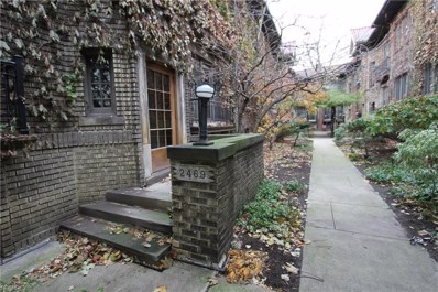 2469 Overlook UNIT 1, Cleveland Heights, OH 44106 - MLS#: 4053419