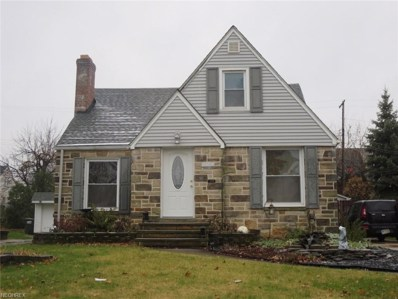 10502 Park Hts Ave, Garfield Heights, OH 44125 - MLS#: 4053575