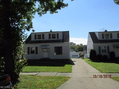 18413 Flamingo Ave, Cleveland, OH 44135 - MLS#: 4053828