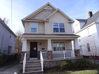 1448 E 112th St, Cleveland, OH 44106 - MLS#: 4054487