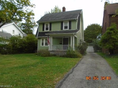 2583 Canterbury Rd, Cleveland Heights, OH 44118 - MLS#: 4054550