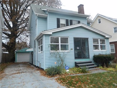 922 Whitby Rd, Cleveland Heights, OH 44112 - MLS#: 4054694