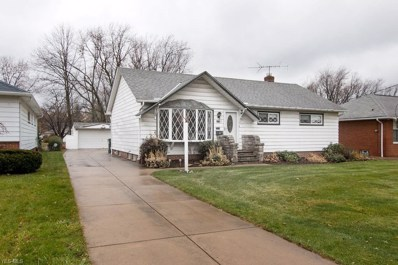 1576 Algiers Dr, Mayfield Heights, OH 44124 - MLS#: 4054782