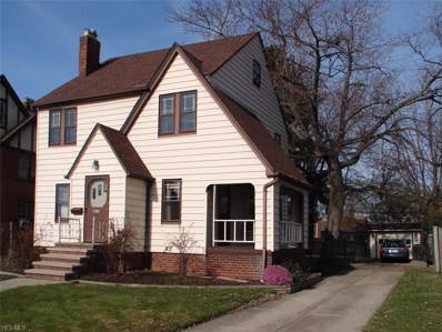 18701 Meredith Ave, Euclid, OH 44119 - MLS#: 4054825