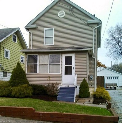 2319 9th St SOUTHWEST, Akron, OH 44314 - MLS#: 4055178