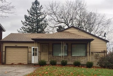 510 6th St, Campbell, OH 44405 - MLS#: 4055281