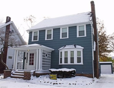 3812 Glenwood Rd, Cleveland Heights, OH 44121 - MLS#: 4055313