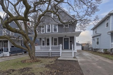 1527 Coutant Ave, Lakewood, OH 44107 - MLS#: 4055887