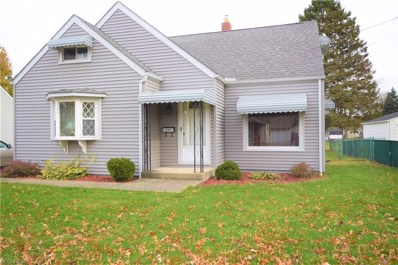 595 Cora Ave, Akron, OH 44312 - MLS#: 4055904