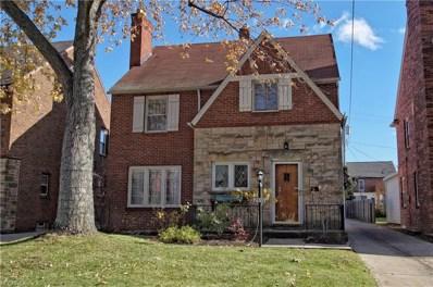 2455 Fenwick Rd, University Heights, OH 44118 - MLS#: 4055940