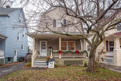 17422 Cannon Ave, Lakewood, OH 44107 - MLS#: 4056115
