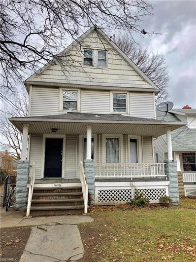 1606 Spring Rd, Cleveland, OH 44109 - MLS#: 4057051