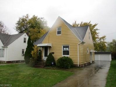 13517 Eastwood Blvd, Garfield Heights, OH 44125 - MLS#: 4057061