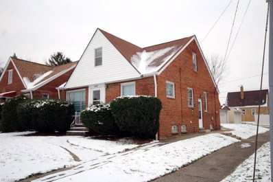 8413 Ackley Rd, Cleveland, OH 44129 - MLS#: 4057951