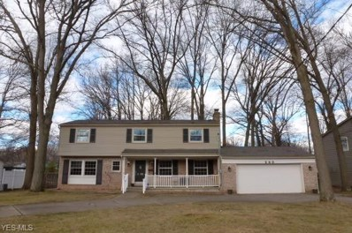 248 Bradford Dr, Canfield, OH 44406 - MLS#: 4058338