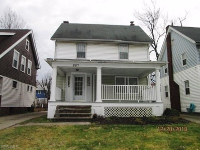 887 Nela View, Cleveland Heights, OH 44112 - #: 4059415