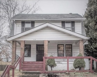 1136 Magnolia Ave, Akron, OH 44310 - MLS#: 4060183