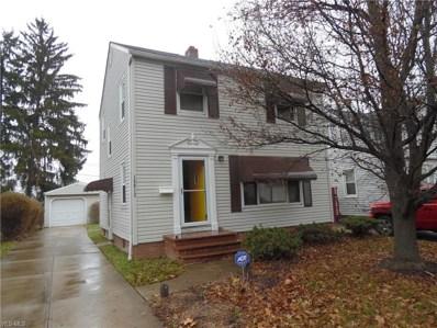 15013 Reddington Avenue, Maple Heights, OH 44137 - #: 4060713