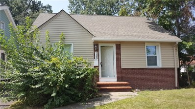 4344 Glenview Rd, Warrensville Heights, OH 44128 - #: 4060901