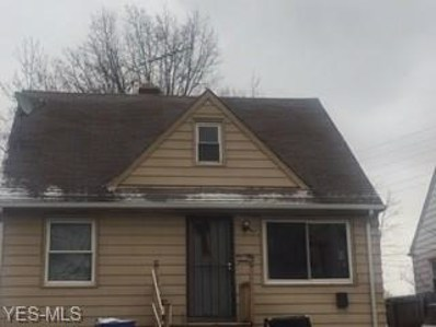 1567 Clermont Road, Cleveland, OH 44110 - #: 4061101
