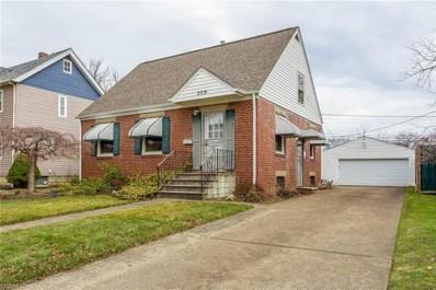 209 Longfellow St, Elyria, OH 44035 - MLS#: 4061115