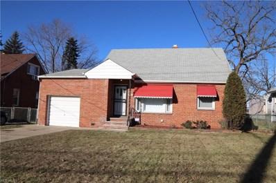 13017 McCracken Rd, Garfield Heights, OH 44125 - MLS#: 4061143