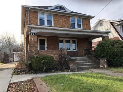 478 E Tallmadge Ave, Akron, OH 44310 - #: 4061315